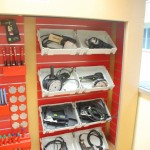 Marist Ashgrove DTG with Festool power tools clearly visible