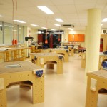 Marist Ashgrove Workshop - capable for work with different materials
