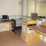 E Bench with Epilogue laser and plastics station