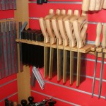 Tenon Saw and File racks