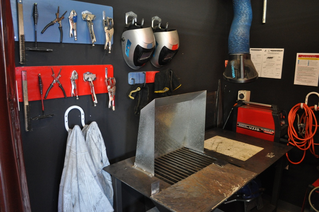 Flame Cutting And Welding Bench Dalmau Designsdalmau Designs